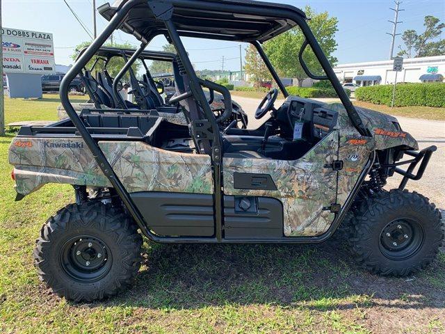 2021 Kawasaki Teryx Camo Camo at Powersports St. Augustine