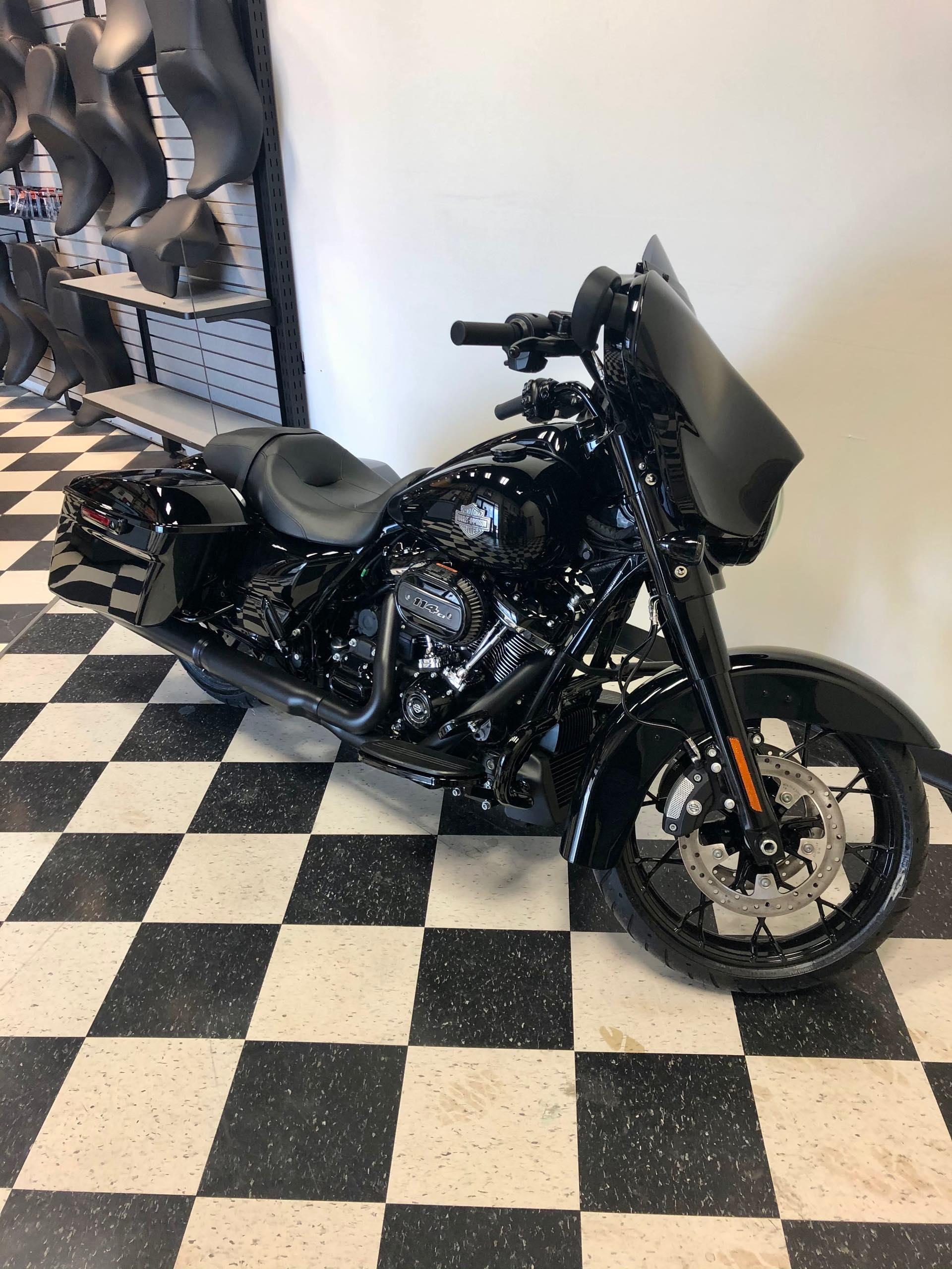 2021 Harley-Davidson Touring Street Glide Special at Deluxe Harley Davidson