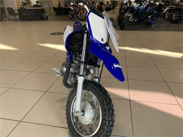 2021 Yamaha TT-R 50E at Star City Motor Sports