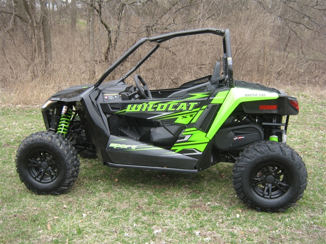 2017 Arctic Cat Wildcat Sport Xt Eps At Brenny S Motorcycle Clinic Bettendorf Ia 52722