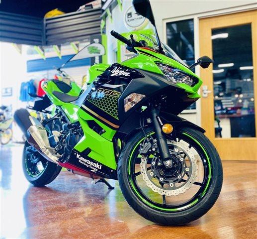 2020 Kawasaki Ninja 400 KRT Edition at Rod's Ride On Powersports