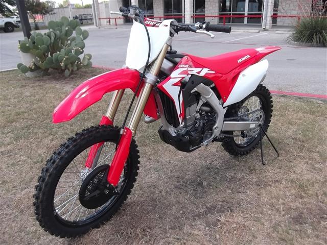 2019 Honda CRF 450R at Kent Motorsports, New Braunfels, TX 78130