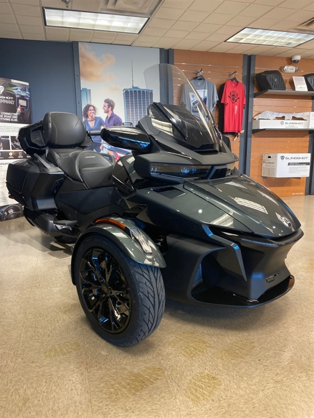 2021 Can-Am RT LIMITED SE6 (DARK) 000G1MY00 at Sloans Motorcycle ATV, Murfreesboro, TN, 37129