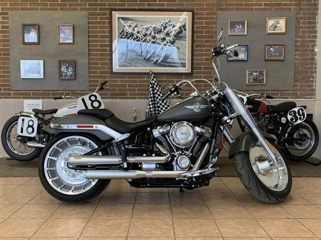 2018 Harley-Davidson Softail Fat Boy at South East Harley-Davidson