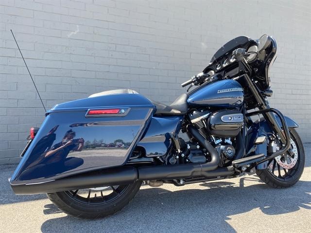 2019 Harley-Davidson Street Glide Special at Cannonball Harley-Davidson®