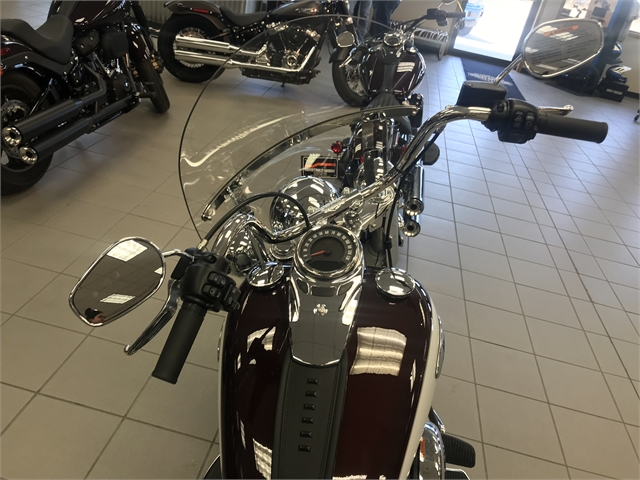 2021 Harley-Davidson Touring FLHC Heritage Classic at Rooster's Harley Davidson