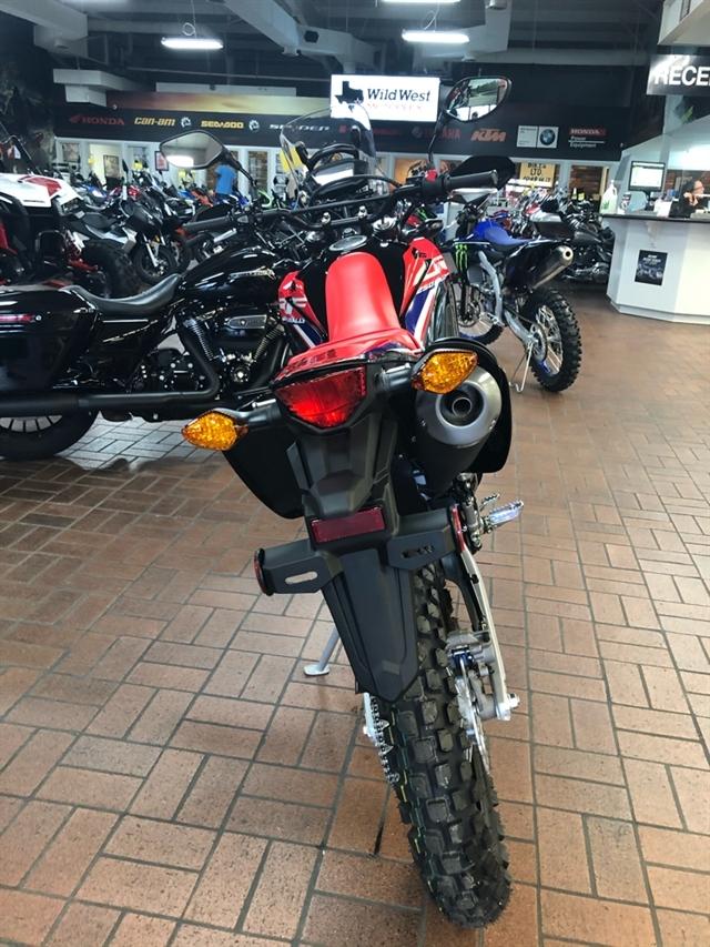 2020 Honda CRF 250L Rally at Wild West Motoplex