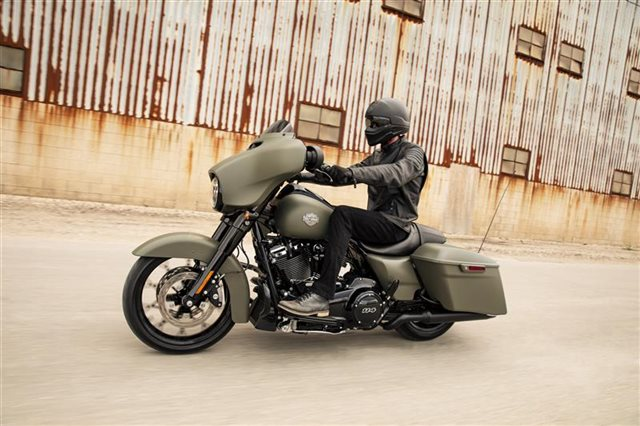 2021 Harley-Davidson Grand American Touring Street Glide Special at Rooster's Harley Davidson