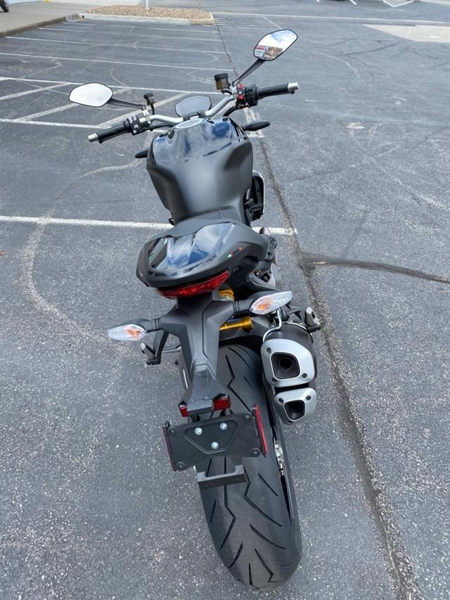 2020 Ducati Monster 1200 S at Frontline Eurosports