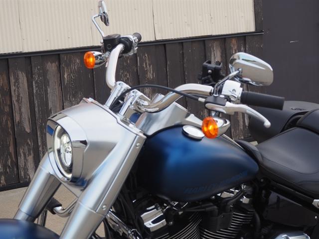 2018 Harley-Davidson Softail Fat Boy 114 at Loess Hills Harley-Davidson