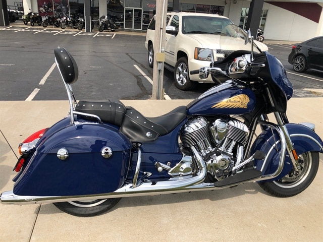 2014 Indian Chieftain Base at Youngblood RV & Powersports Springfield Missouri - Ozark MO