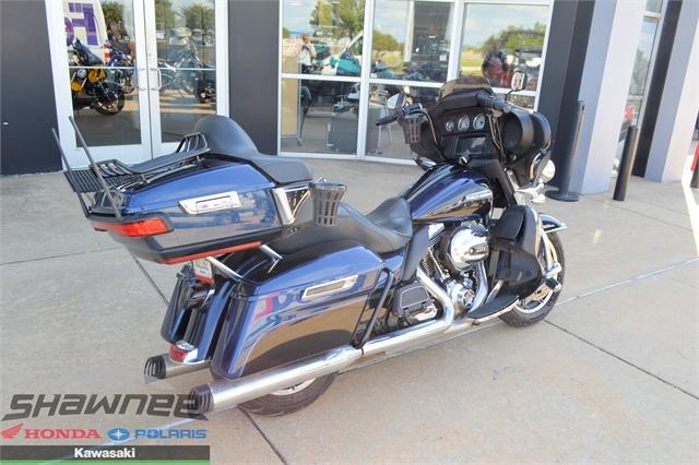 2014 Harley-Davidson Electra Glide Ultra Classic at Shawnee Honda Polaris Kawasaki