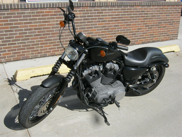 2010 Harley-Davidson XL1200N - Sportster Iron 1200 at Brenny's Motorcycle Clinic, Bettendorf, IA 52722
