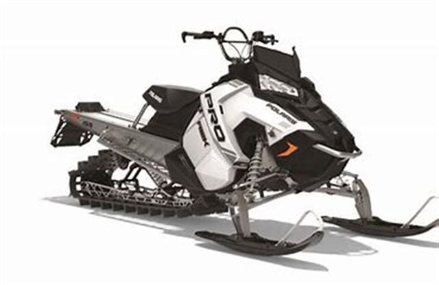 2018 Polaris PRO-RMK 600 155 at Reno Cycles and Gear, Reno, NV 89502