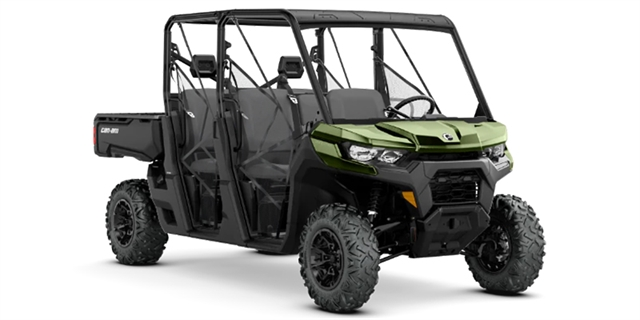 2020 Can-Am Defender MAX DPS HD8 at Riderz