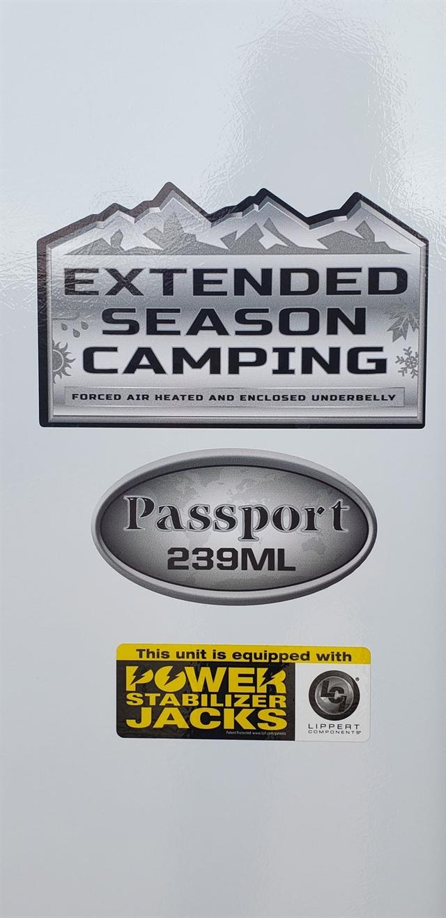 2020 Keystone Passport SL Series (East) 239ML at Nishna Valley Cycle, Atlantic, IA 50022