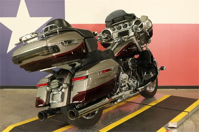 2015 Harley-Davidson Electra Glide CVO Limited at Texas Harley