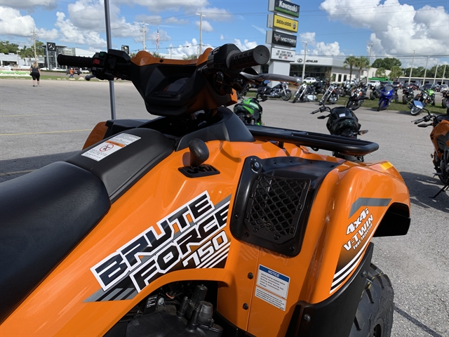 2020 Kawasaki Brute Force 750 4x4i EPS at Jacksonville Powersports, Jacksonville, FL 32225