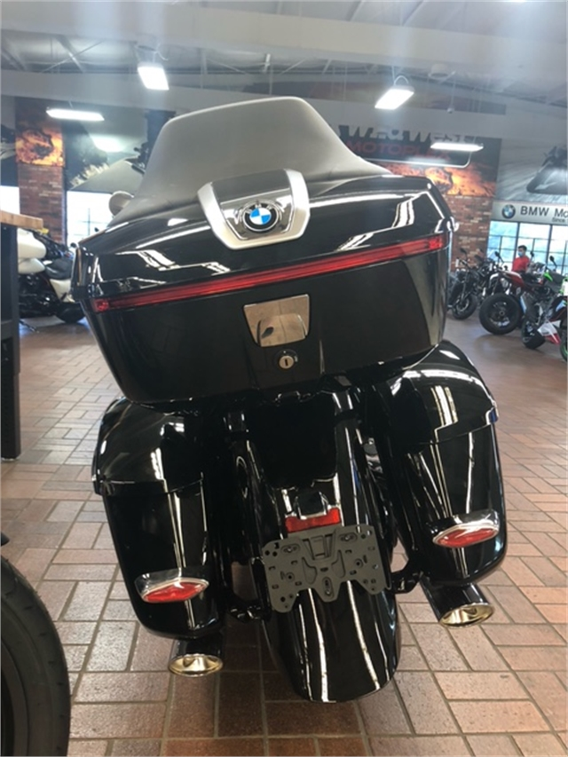 2022 BMW R 18 Transcontinental at Wild West Motoplex