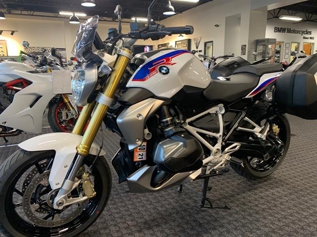2020 BMW R 1250 R at Frontline Eurosports