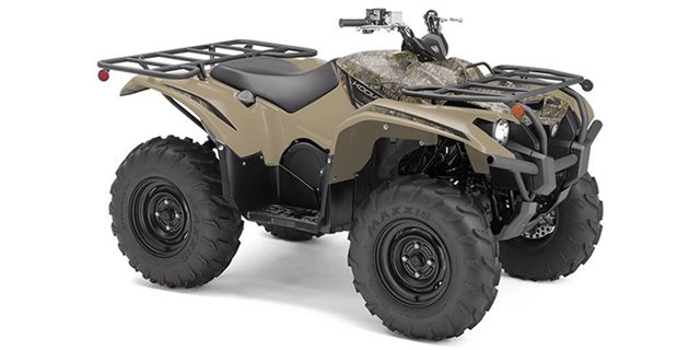 2019 Yamaha Kodiak 700 at Wild West Motoplex