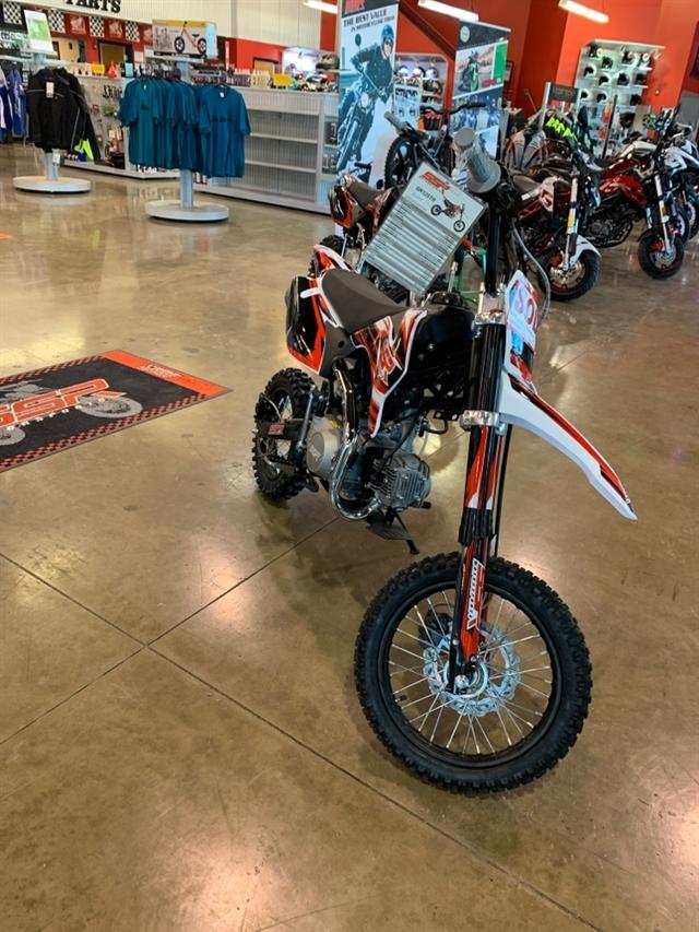 2021 SSR SR125TR at Kent Powersports of Austin, Kyle, TX 78640