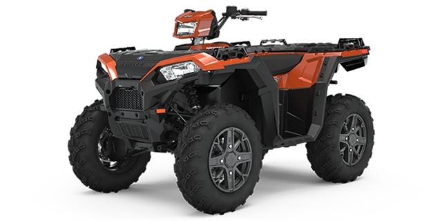 2020 Polaris Sportsman 850 Premium at Midwest Polaris, Batavia, OH 45103