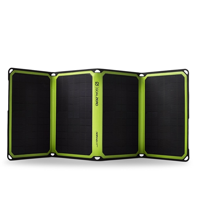 2019 Goal Zero Nomad 28 Plus Solar Panel at Harsh Outdoors, Eaton, CO 80615