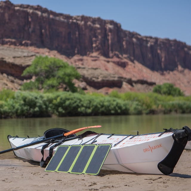2019 Goal Zero Nomad 28 Plus Solar Panel at Harsh Outdoors, Eaton, CO 80615