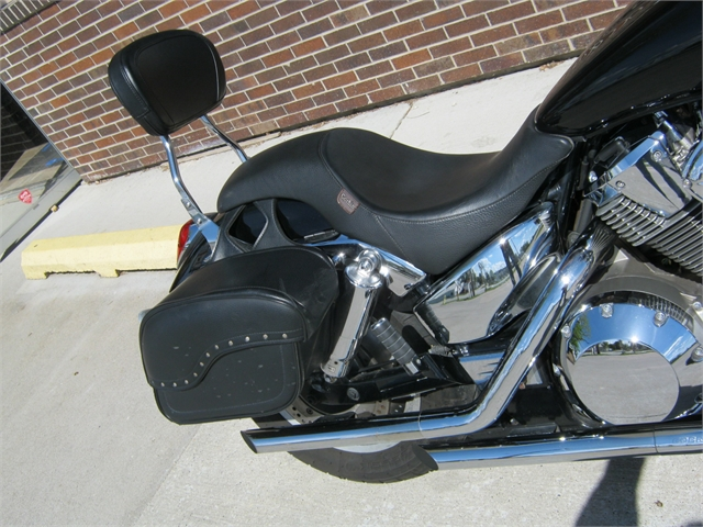 2003 Honda VTX1800 at Brenny's Motorcycle Clinic, Bettendorf, IA 52722