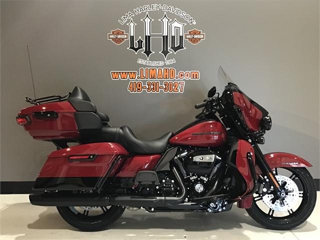 2021 Harley-Davidson Grand American Touring Ultra Limited at Lima Harley-Davidson