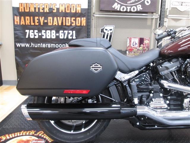 2018 Harley-Davidson Softail Sport Glide at Hunter's Moon Harley-Davidson®, Lafayette, IN 47905