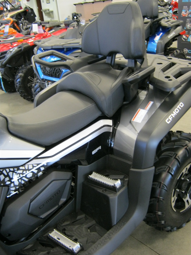 2021 CFMoto CForce 600 EPS Touring at Brenny's Motorcycle Clinic, Bettendorf, IA 52722