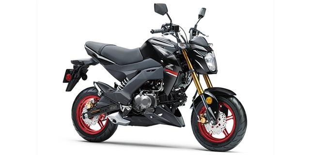 2021 Kawasaki Z125 PRO Base at Brenny's Motorcycle Clinic, Bettendorf, IA 52722