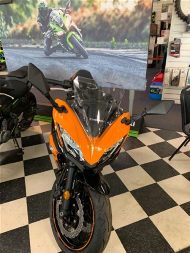 2019 Kawasaki Ninja 650 ABS at Jacksonville Powersports, Jacksonville, FL 32225