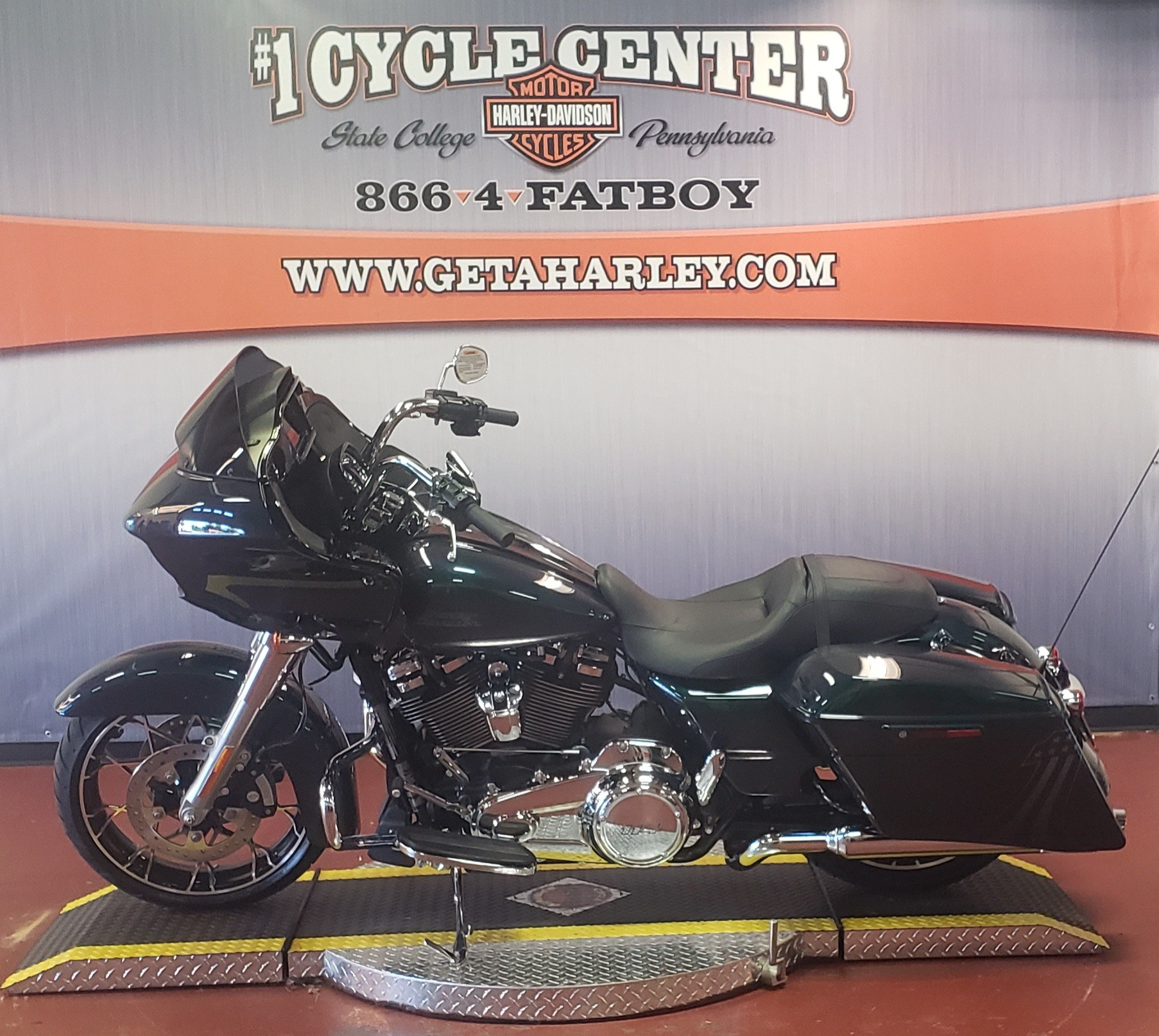 2021 Harley-Davidson Grand American Touring Road Glide Special at #1 Cycle Center Harley-Davidson