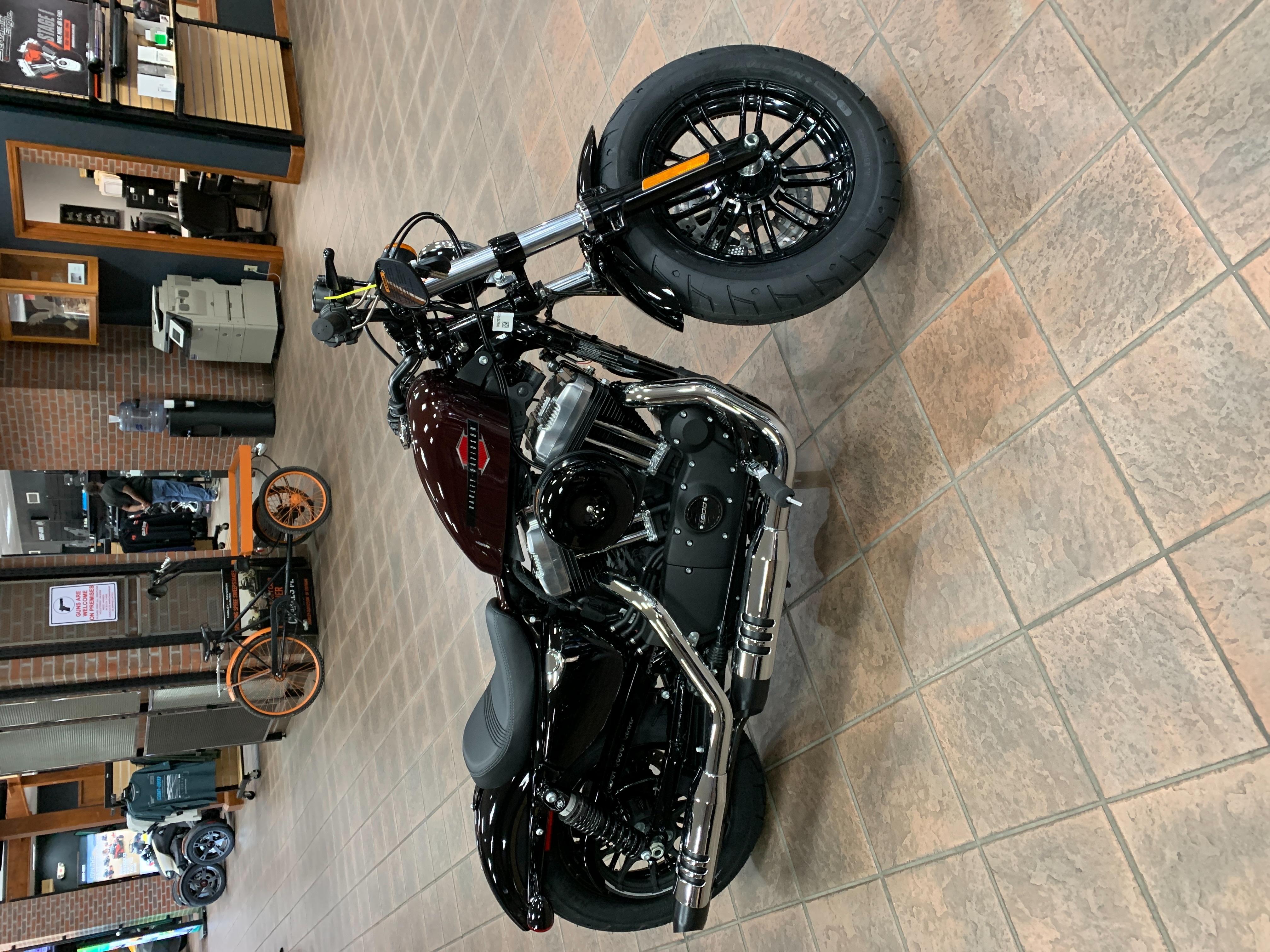 2021 Harley-Davidson Cruiser XL 1200X Forty-Eight at Harley-Davidson of Dothan