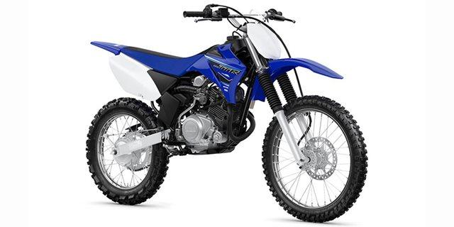 2021 Yamaha TT-R 125LE at Wild West Motoplex
