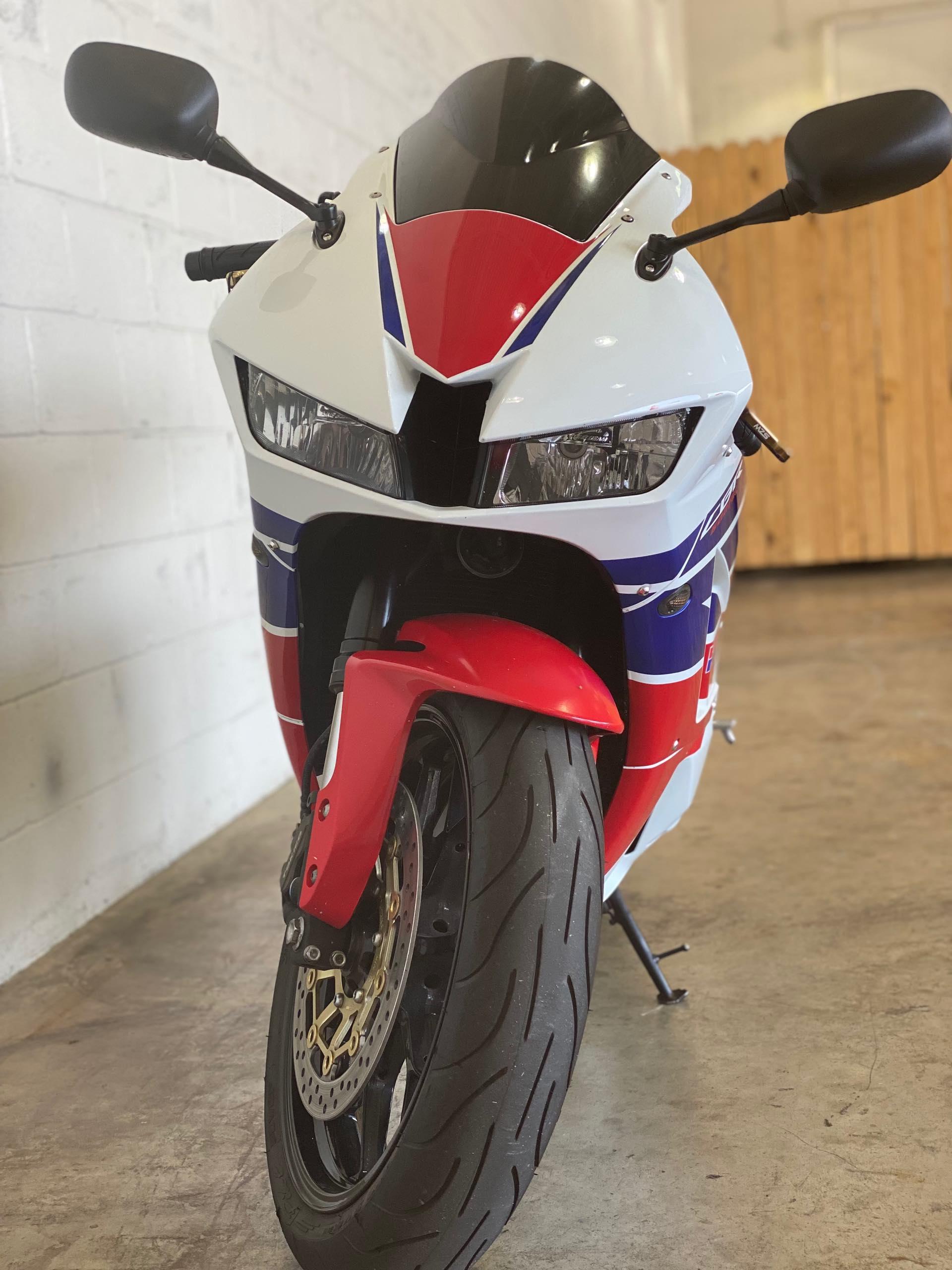 2013 Honda CBR 600RR at Twisted Cycles