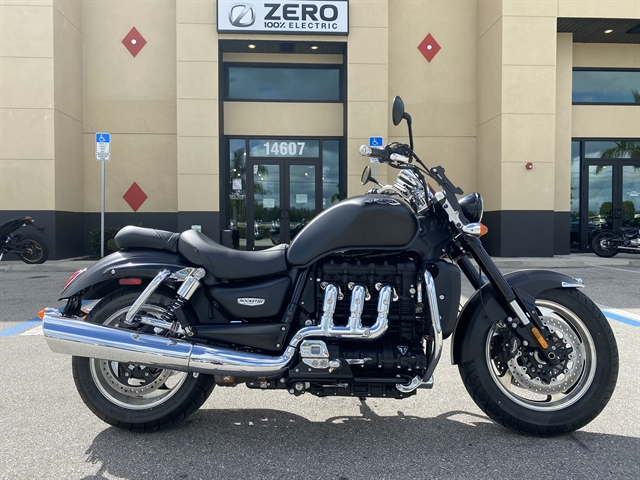 2018 Triumph Rocket III Roadster at Fort Myers