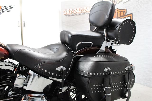 2010 Harley-Davidson Softail Heritage Softail Classic at Suburban Motors Harley-Davidson