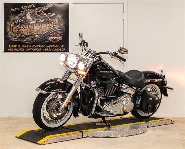 2019 Harley-Davidson Softail Deluxe at Mike Bruno's Northshore Harley-Davidson