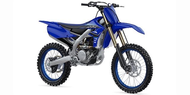 2021 Yamaha YZ 250F at Wild West Motoplex