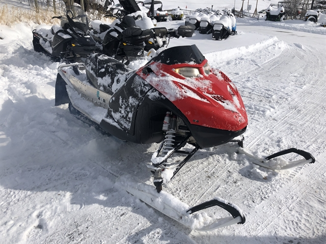 2008 Polaris IQ 600 Dragon at Power World Sports, Granby, CO 80446
