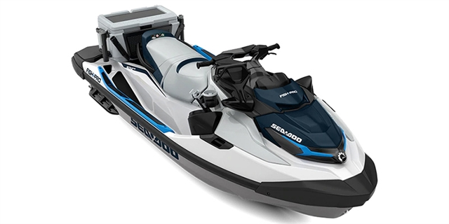 2021 Sea-Doo FISH PRO 170 iBR + SOUND SYSTEM at Wild West Motoplex