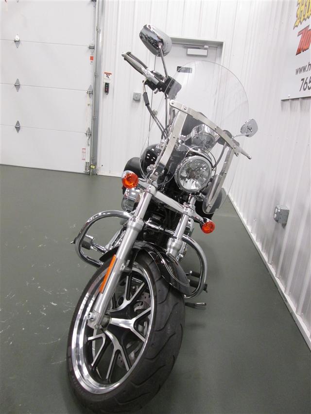 2017 Harley-Davidson Sportster SuperLow 1200T at Hunter's Moon Harley-Davidson®, Lafayette, IN 47905