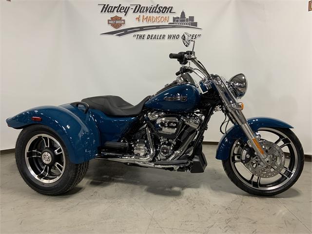 2021 Harley-Davidson Trike FLRT Freewheeler at Harley-Davidson of Madison