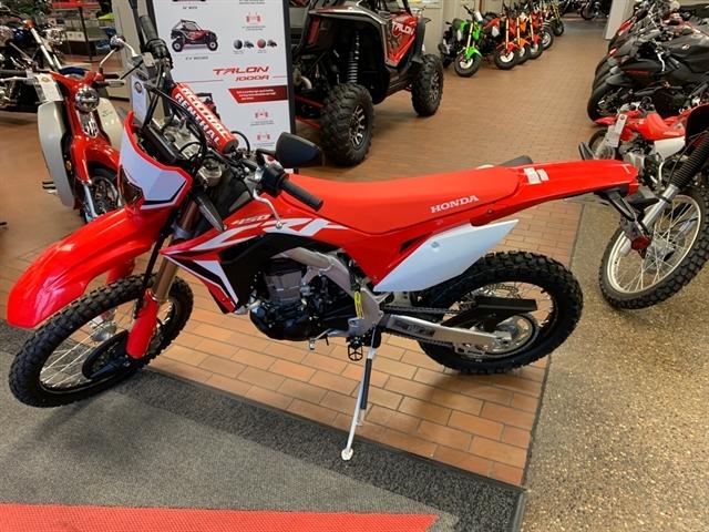 2020 Honda CRF 450L at Mungenast Motorsports, St. Louis, MO 63123