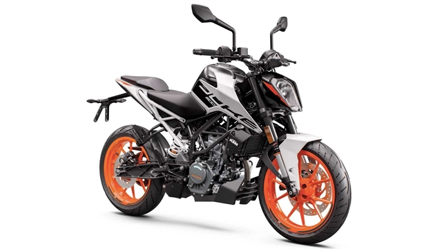 2020 KTM 200 DUKE at Hebeler Sales & Service, Lockport, NY 14094
