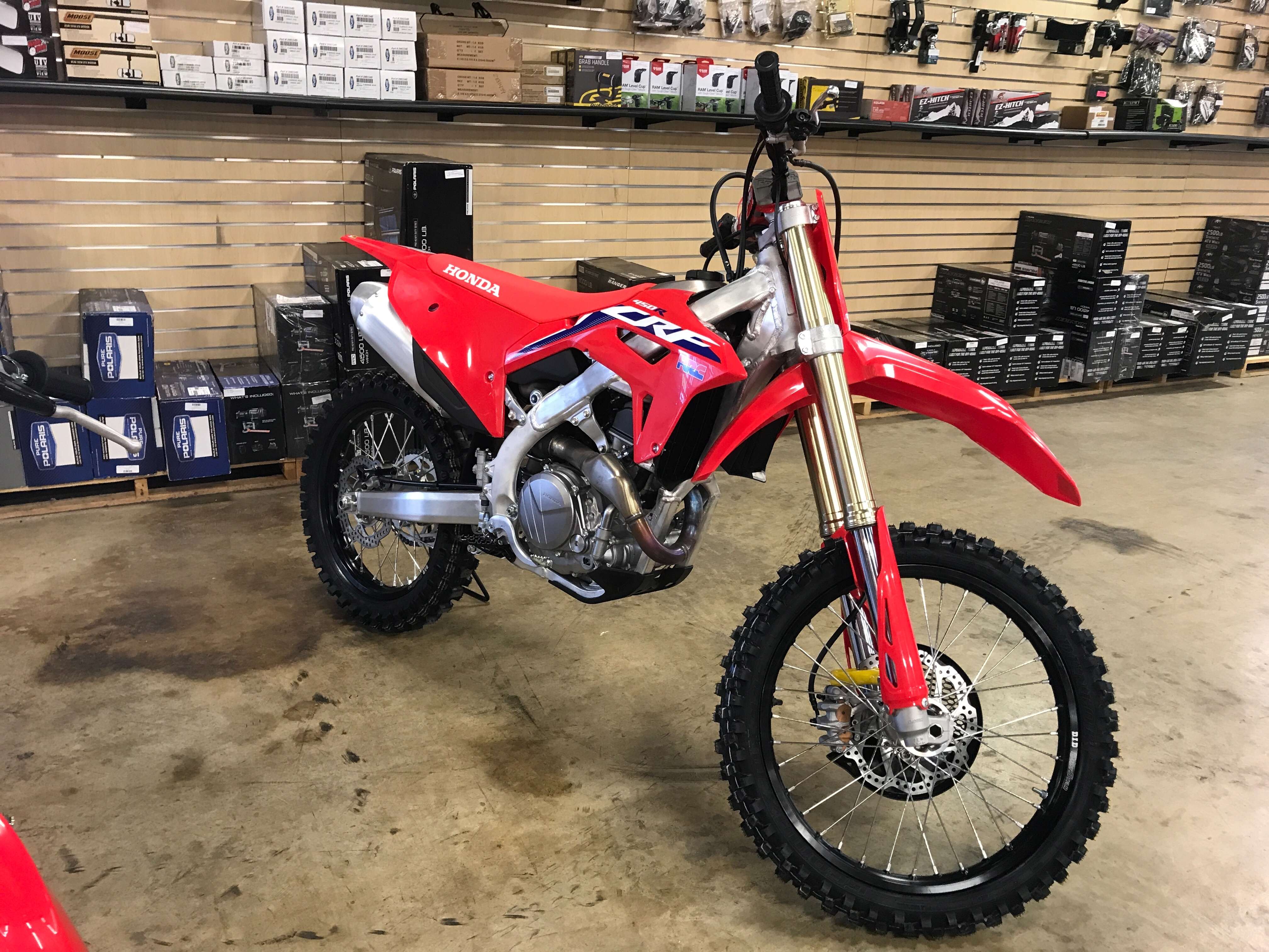 2022 HONDA CRF450RN at ATV Zone, LLC